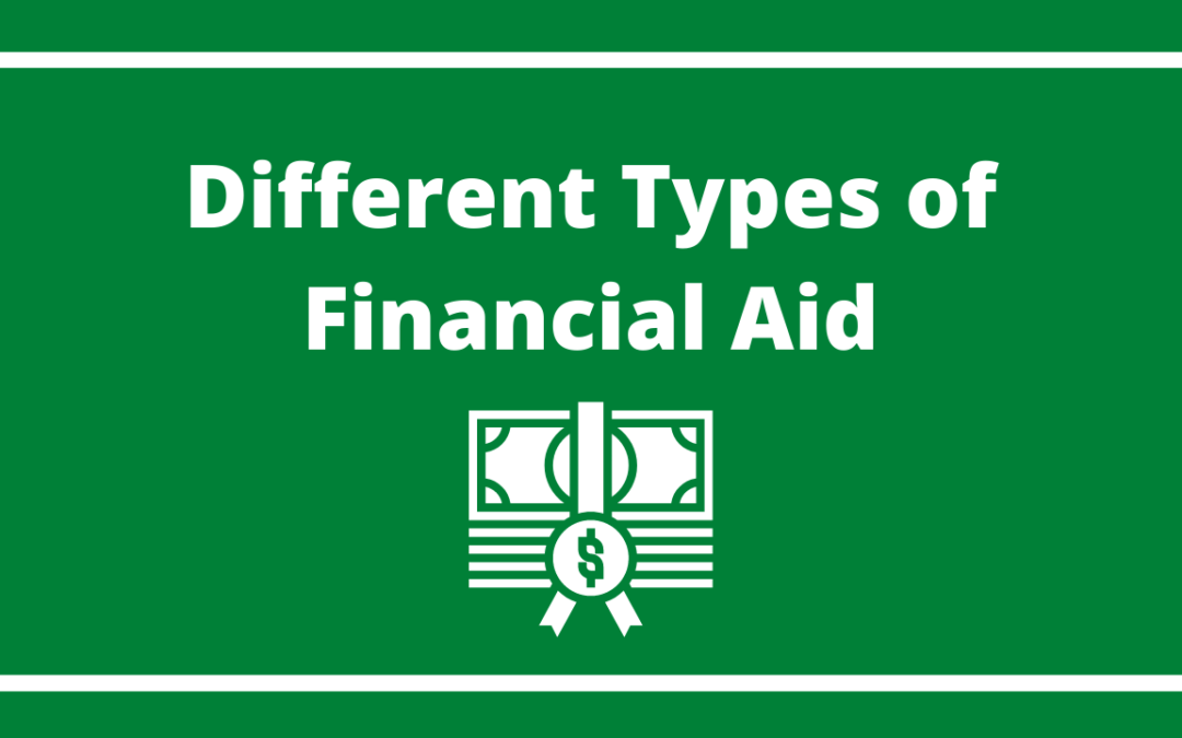 Different Types of Financial Aid for Students